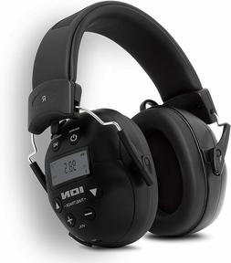 Ion Tough Sounds II Water-Resistant Bluetooth Hearing Protec