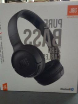 JBL Tune 500BT Wireless Bluetooth On-Ear Headphones with Bui