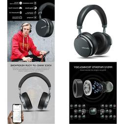 Bluedio V2  Bluetooth Headphones Over Ear, Pps12 Drivers Wir