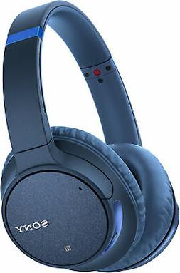 Sony WH-CH700N Wireless Noise Canceling Headphones, Blue