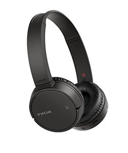 Sony WH-CH500 Stamina Wireless Headphones, Black