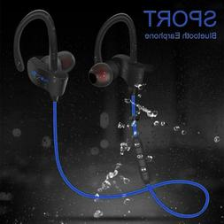 Wireless Bluetooth Headphone Sporting Earphone With Mic for