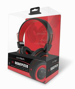 Acellories Wireless Bluetooth Headphones Fordable Stereo Ear